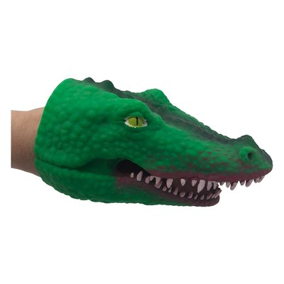 Streamline Fierce Crocodile Hand Puppets