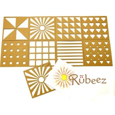 Crayon Rocks Crayon Rocks Rubeez - Eco-Board Template
