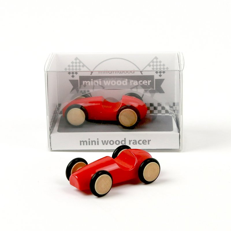 Beyond123 Beyond 123 Mini Wood Racer