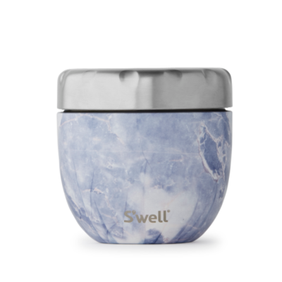 Swell Bottle Swell Eats Blue Granite