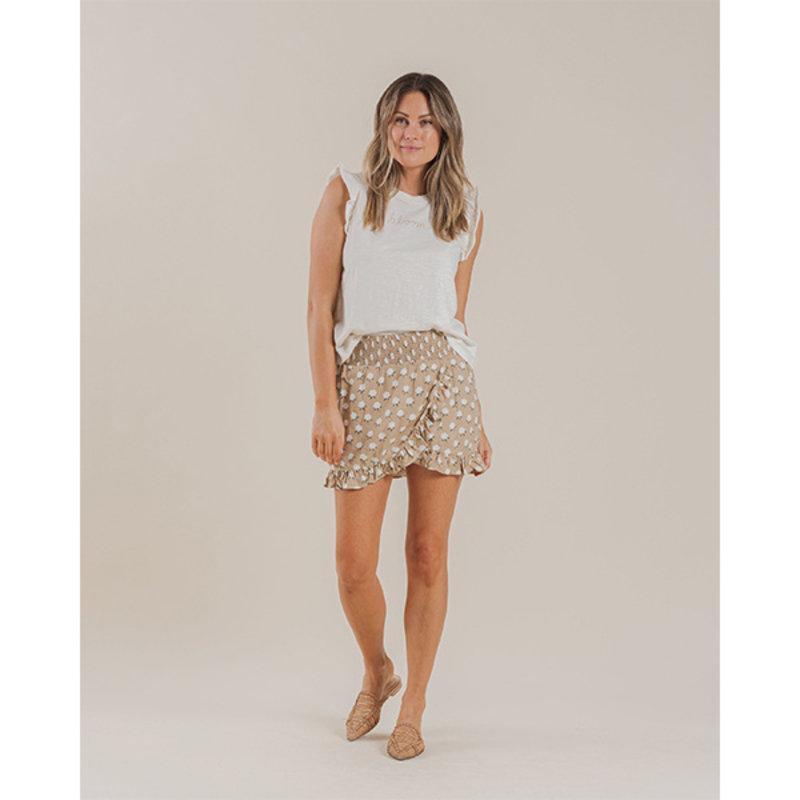 Rylee & Cru Rylee & Cru W's Wrap Ruffle Skirt