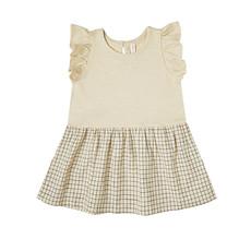 Rylee & Cru Rylee & Cru Girls Grid Coury Dress