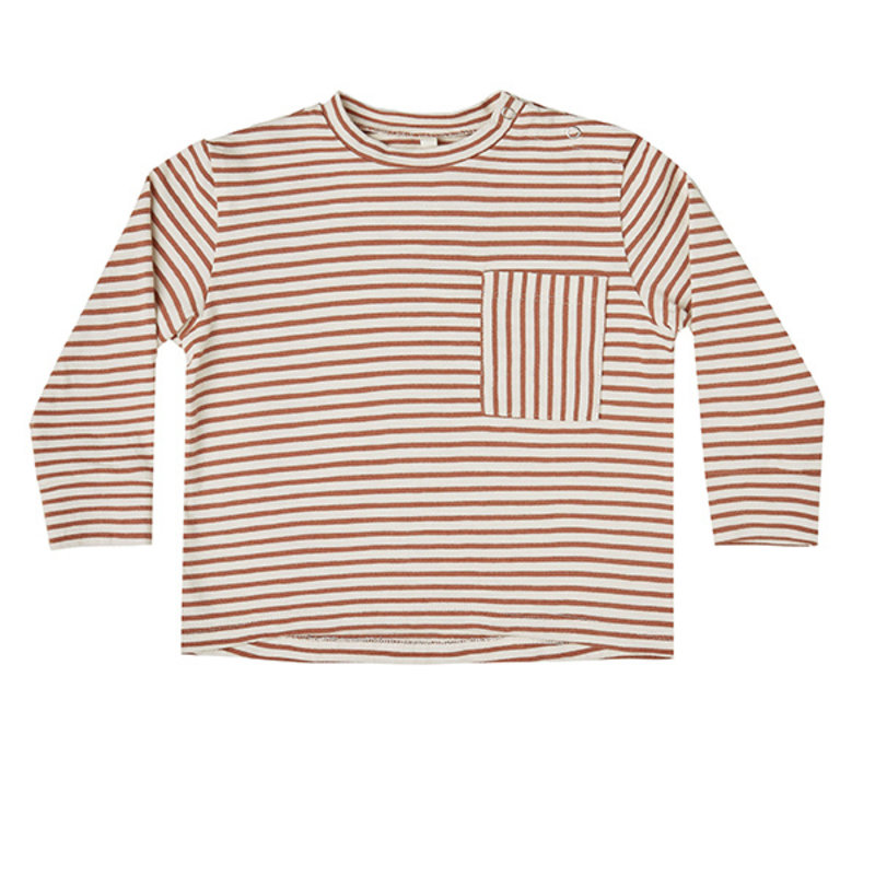 Rylee & Cru Rylee & Cru Boys Striped Tee