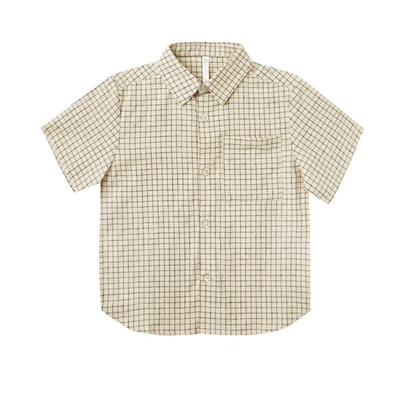 Rylee & Cru Rylee & Cru Boys Collared Shirt