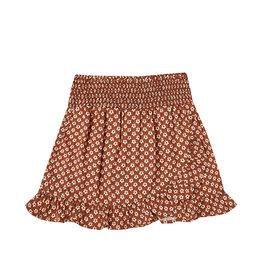 Rylee & Cru Rylee & Cru Junior Wrap Ruffle Skirt