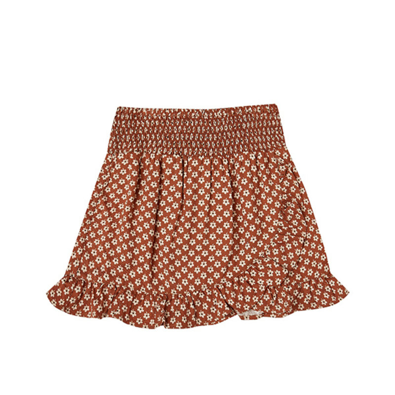 Rylee & Cru Rylee & Cru Girls Wrap Ruffle Skirt