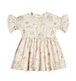 Rylee & Cru Rylee & Cru Girls Babydoll Dress