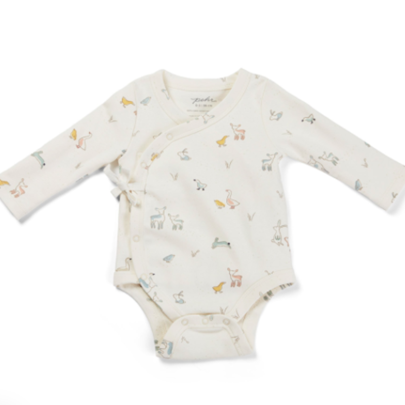 Pehr Designs Pehr Kimono OP - Just Hatched 3-6 Mo