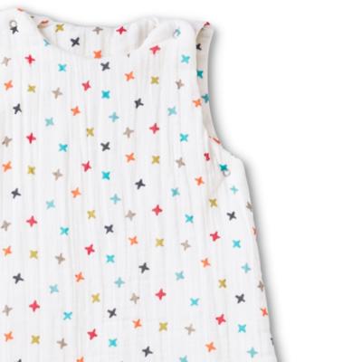Pehr Designs Pehr Organic Rainbow Jacks Sleep Bag 0-9 Mo