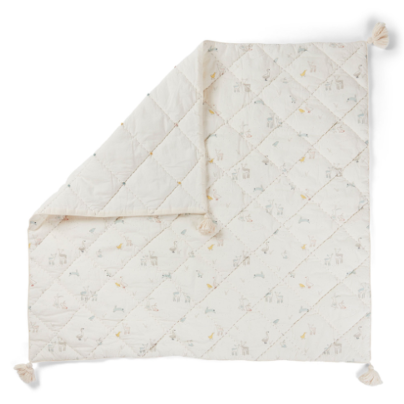 Pehr Designs Pehr Just Hatched Blanket