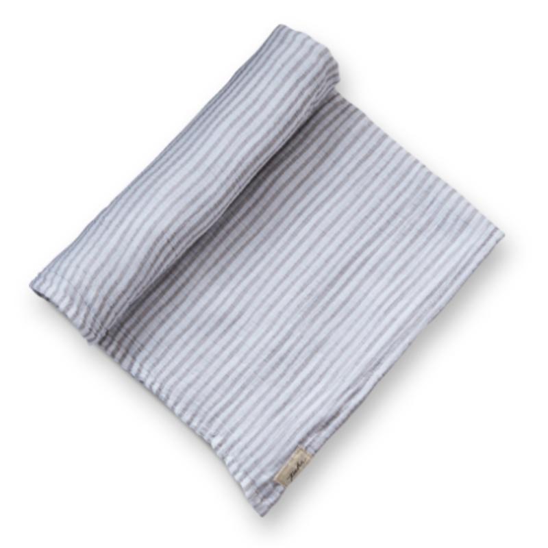 Pehr Designs Pehr Striped Away Swaddles - Pebble Grey