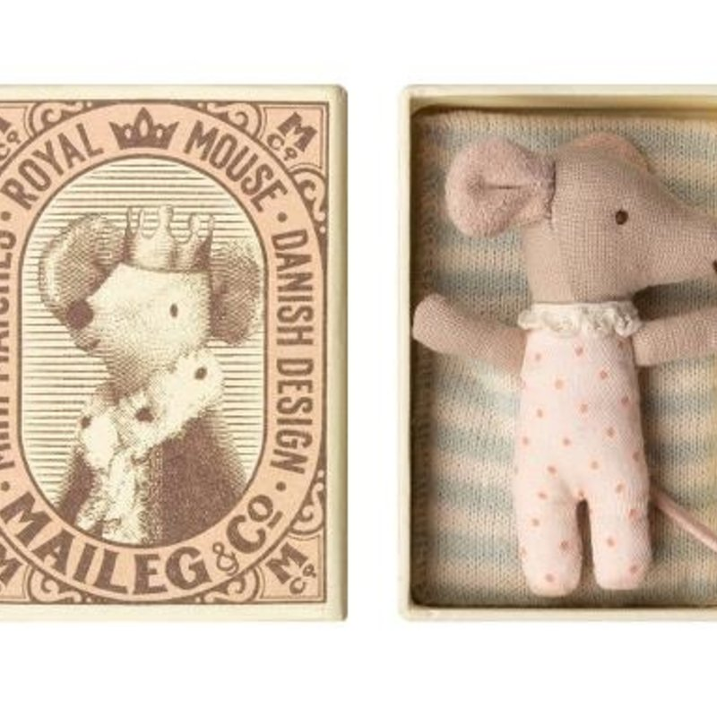 Maileg Maileg Baby Girl Mouse