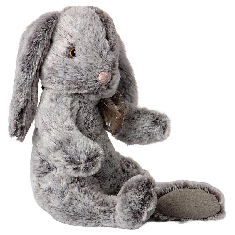 Maileg Maileg Grey Fluffy Bunny