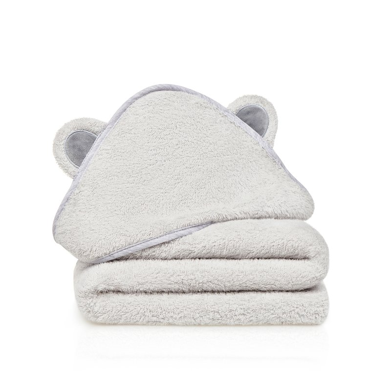 Natemia Bamboo Baby Bath Towel