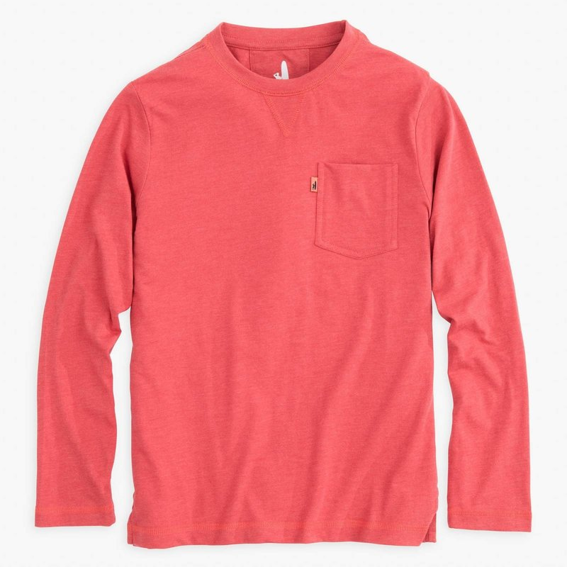 Johnnie-O Johnnie-O Matty Jr. LS Crew Neck
