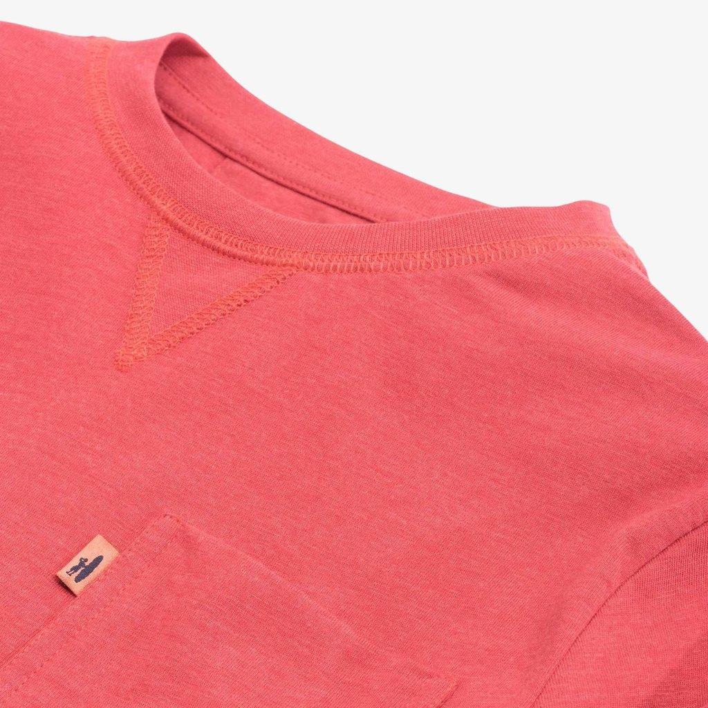 Johnnie-O Johnnie-O Matty Jr. Long Sleeve Crew Neck T-shirt