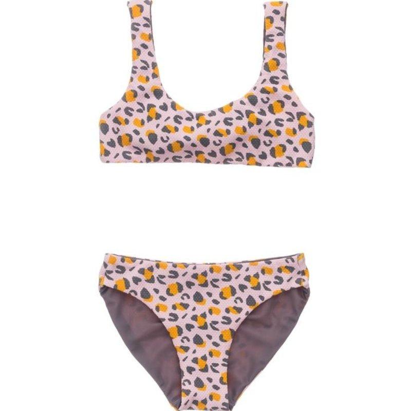 Snapper Rock Snapper Rock Leopard Rev Bikini