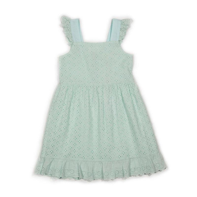 EGG New York EGG Melody Eyelet Dress