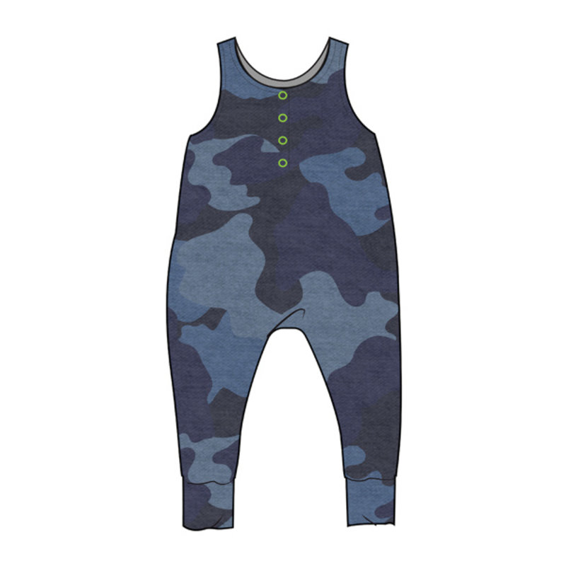 EGG New York EGG Baby Gabe Tank Romper