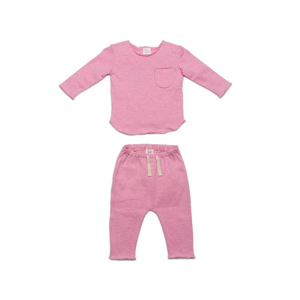 EGG New York EGG New York Baby Girls Bobbie Knit Set