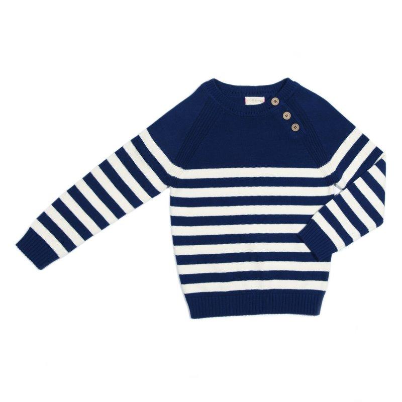 EGG New York EGG Toddler Eli Sweater