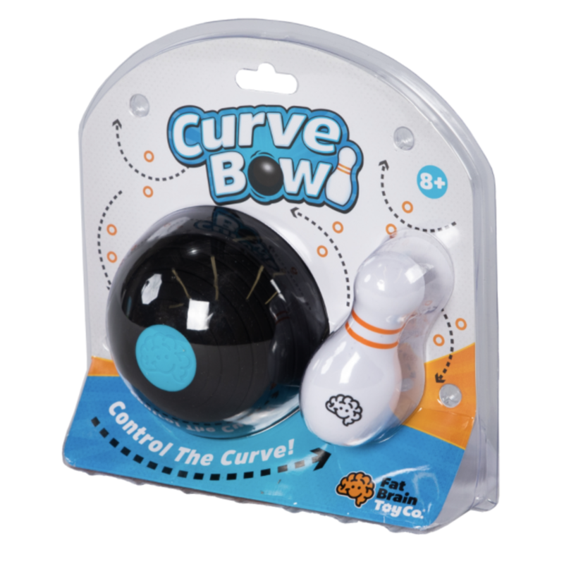 Fat Brain Curve Bowl