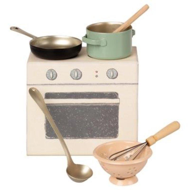 Maileg Maileg Cooking Set