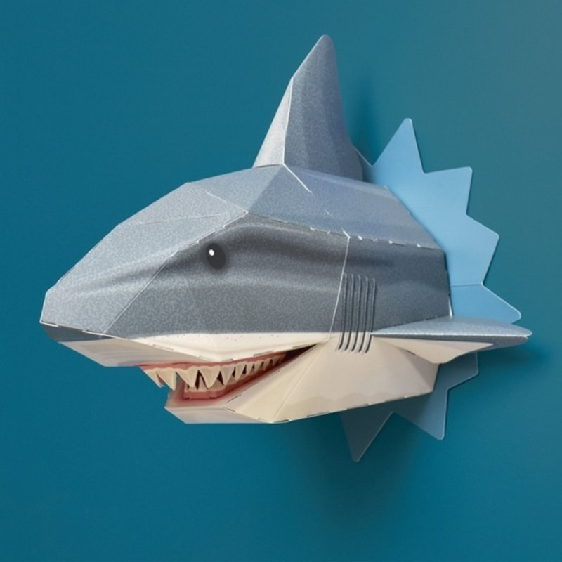 Clockwork Soldier Clockwork Soldier Create Your Own Shark