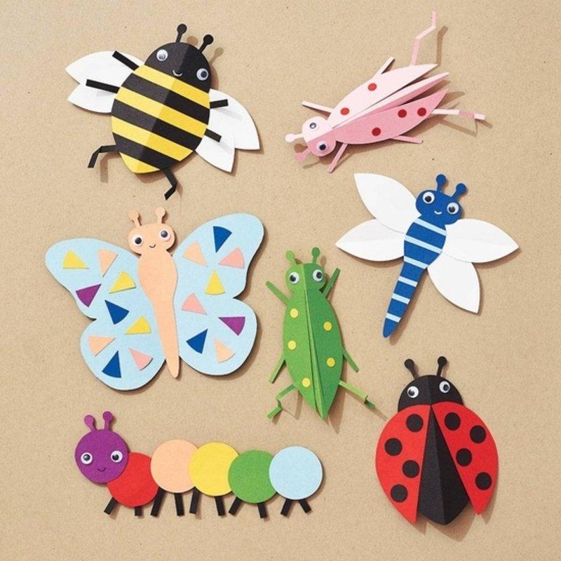 Paper Source Paper Source Bugs DIY Craft Kit
