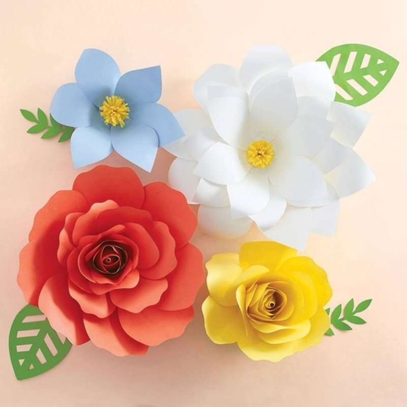 Paper Source Paper Source Big Bloom Garden DIY Craft Kit