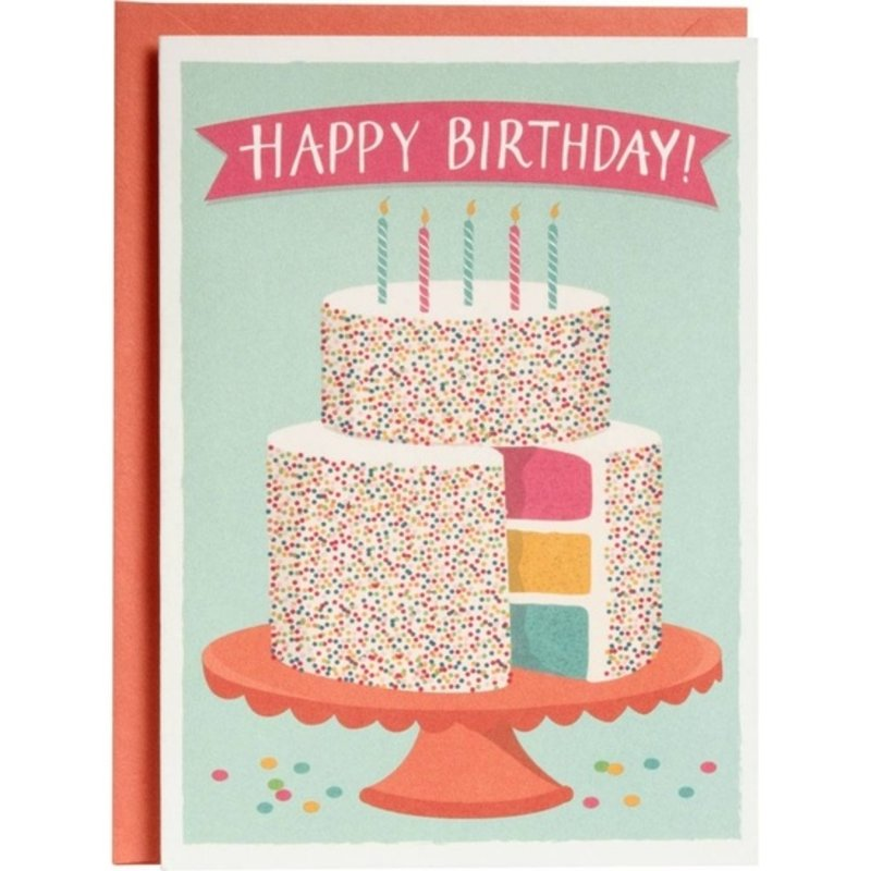 Paper Source Paper Source Birthday Card
