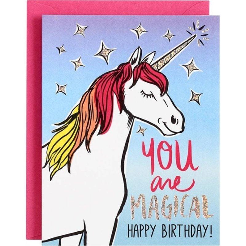 Paper Source Paper Source Unicorn Birthday Card