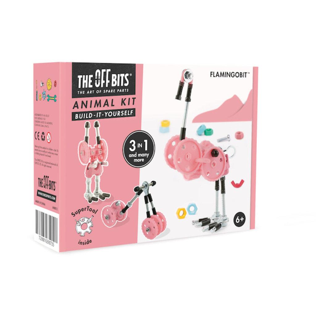Fat Brain OffBits - FlamingoBit