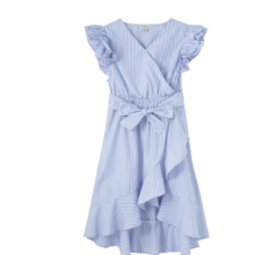 Habitual Girl Shae Wrap Dress