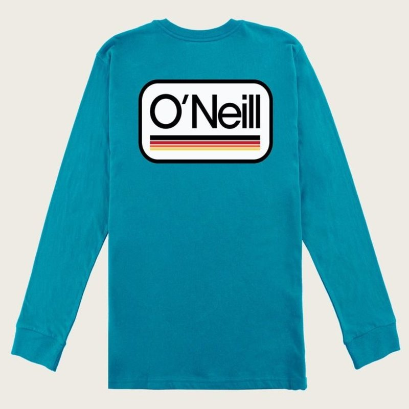O'Neill O'Neill Mens Headquarters LS Tee