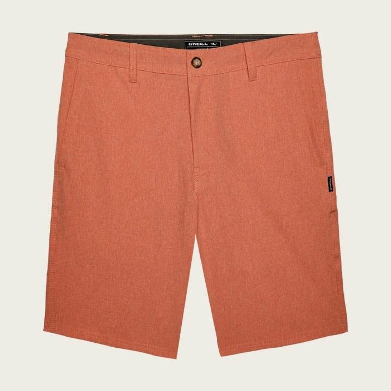 "O'Neill O'Neill Mens Reserve Heather 19"" Shorts"