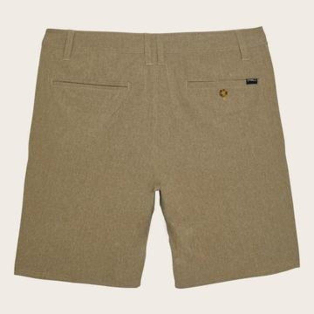 "O'Neill O'Neill Mens Reserve Heather 19"" Hybrid Shorts"