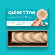 The Idea Box Kids - Quiet Time - Quiet Indoor Activities for Kids