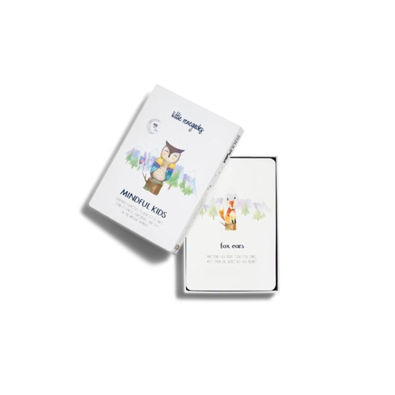 Little Renegades Mindful Kids Cards