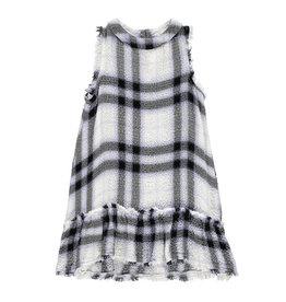 Bella Dahl Fray Ruffle Dress