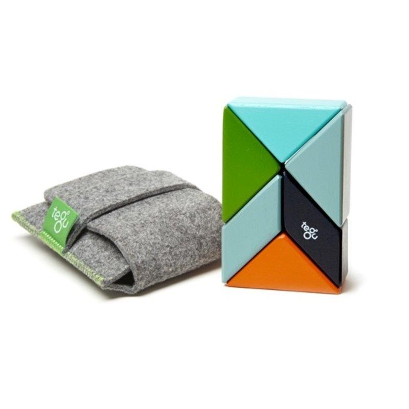 Tegu Tegu Pocket Pouch - Prism