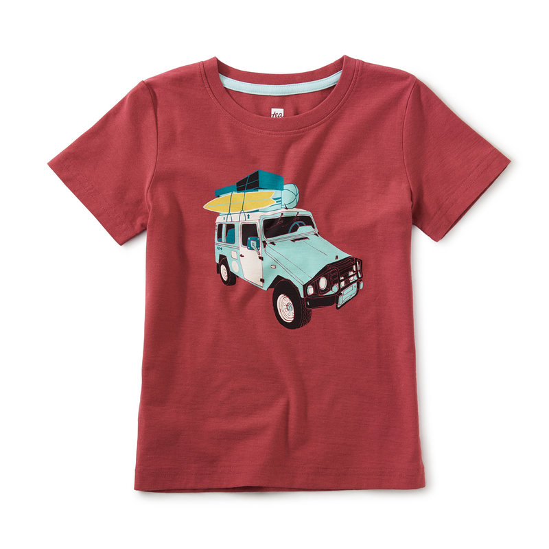 Tea Collection Tea Sand Cruiser Tee