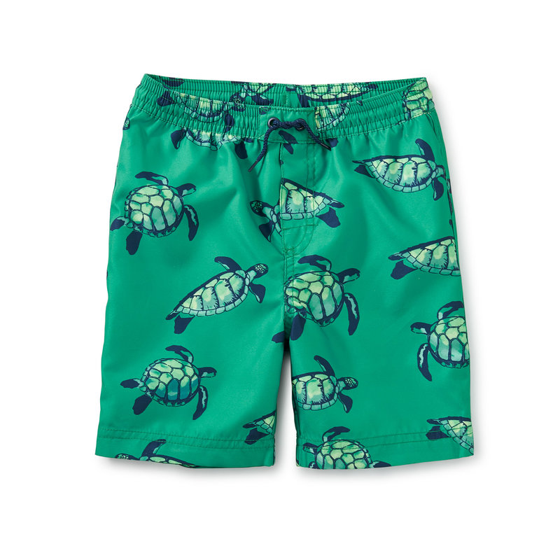 Tea Collection Tea Full-Length Swim Trunk
