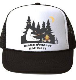 Bubu S'mores Not Wars Trucker Hat