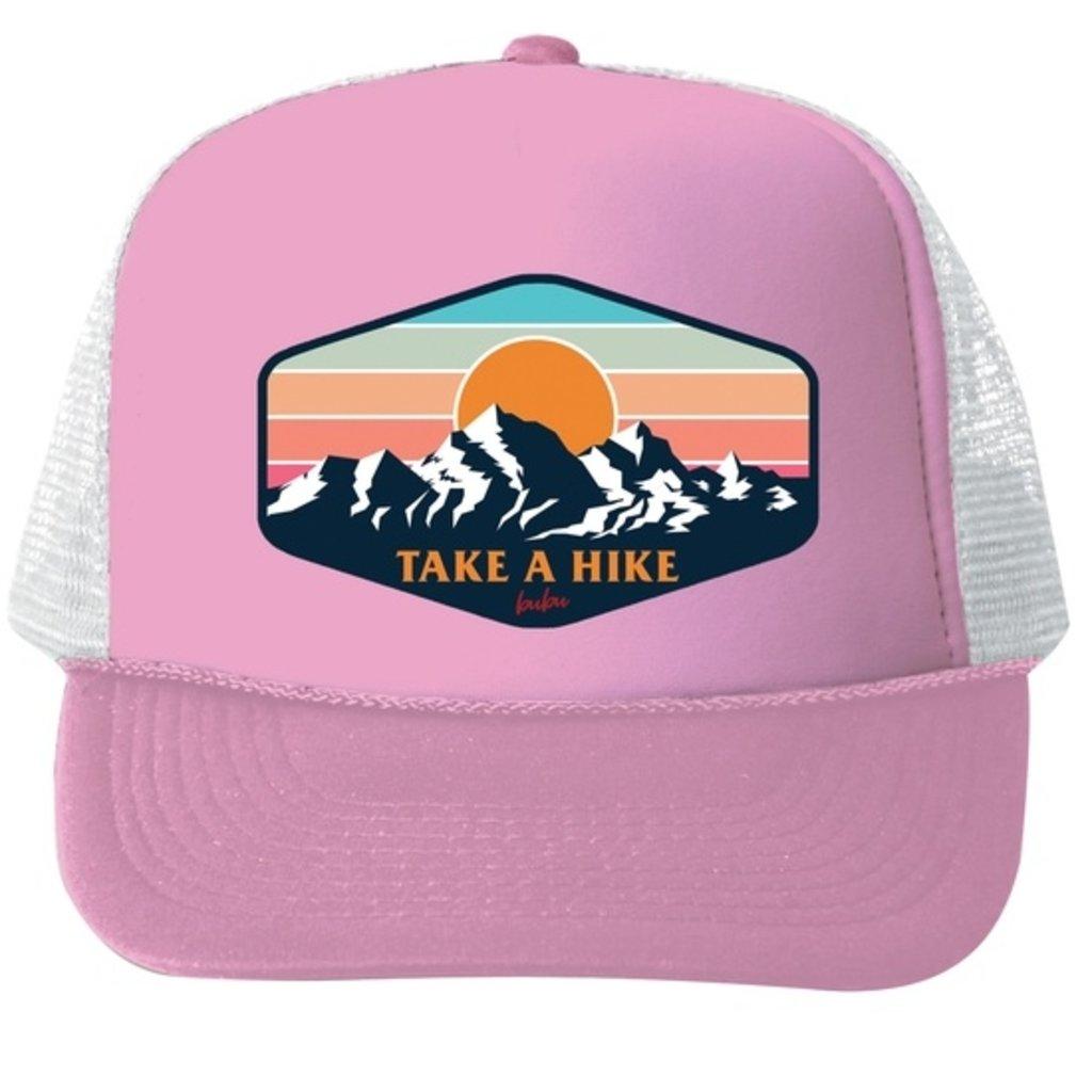 Bubu Girls Take A Hike Trucker Hat