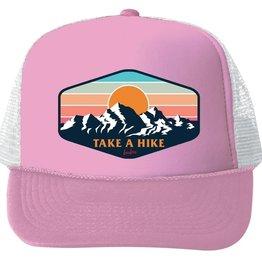 Bubu Take A Hike Trucker Hat
