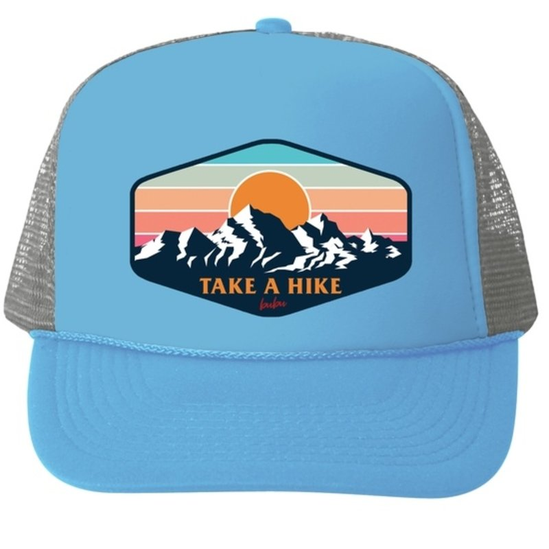 Bubu Take A Hike Trucker Hat