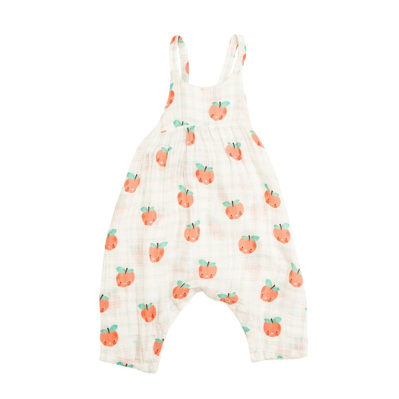 Angel Dear Angel Dear Tie Back Romper