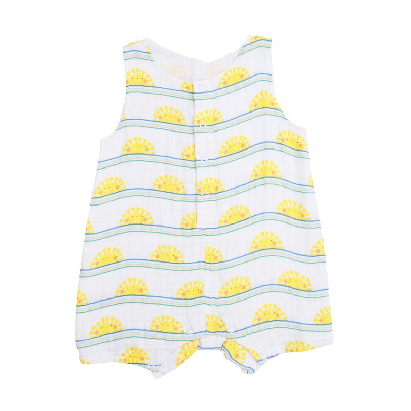 Angel Dear Angel Dear Shortie Romper
