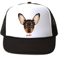 Bubu Kids Chihuahua Trucker Hat